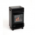 Lifestyle Living Flame Gas Cabinet Heater 3.4kw