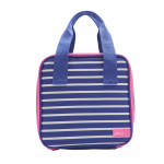 Joules Blue Stripe Lunch Bag