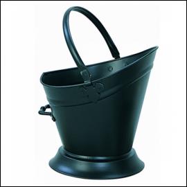 Manor Waterloo Coal Bucket Black 1