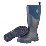 Muck Boot Ladies Greta II Tall Navy Boot 1
