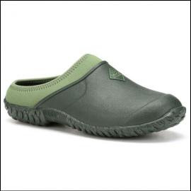 Muck Boot Ladies Muckmaster II Moss Green Clogs 1