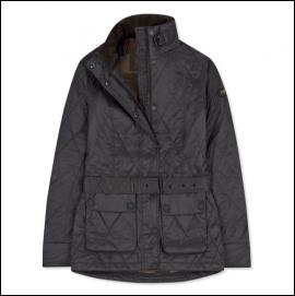 Musto Burford Ladies Primaloft Quilted Jacket Liqourice 1