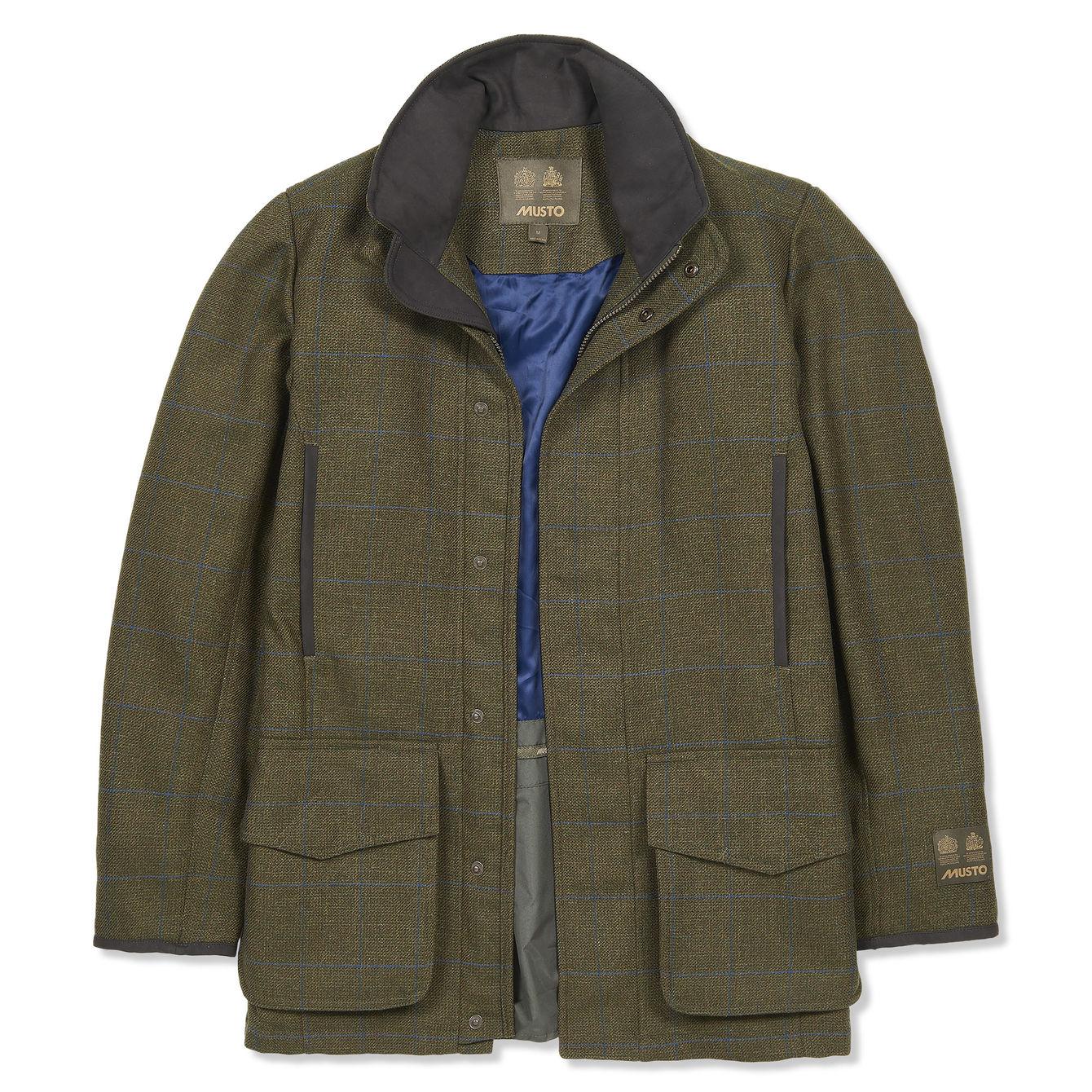 Musto Lightweight Cairngorm Tweed Jacket