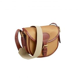 Musto Canvas Leather Cartridge Bag