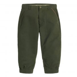 Musto Dark Olive Sporting Breeks