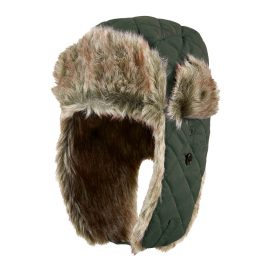 Musto Evolution Forrest Green Trappers Hat