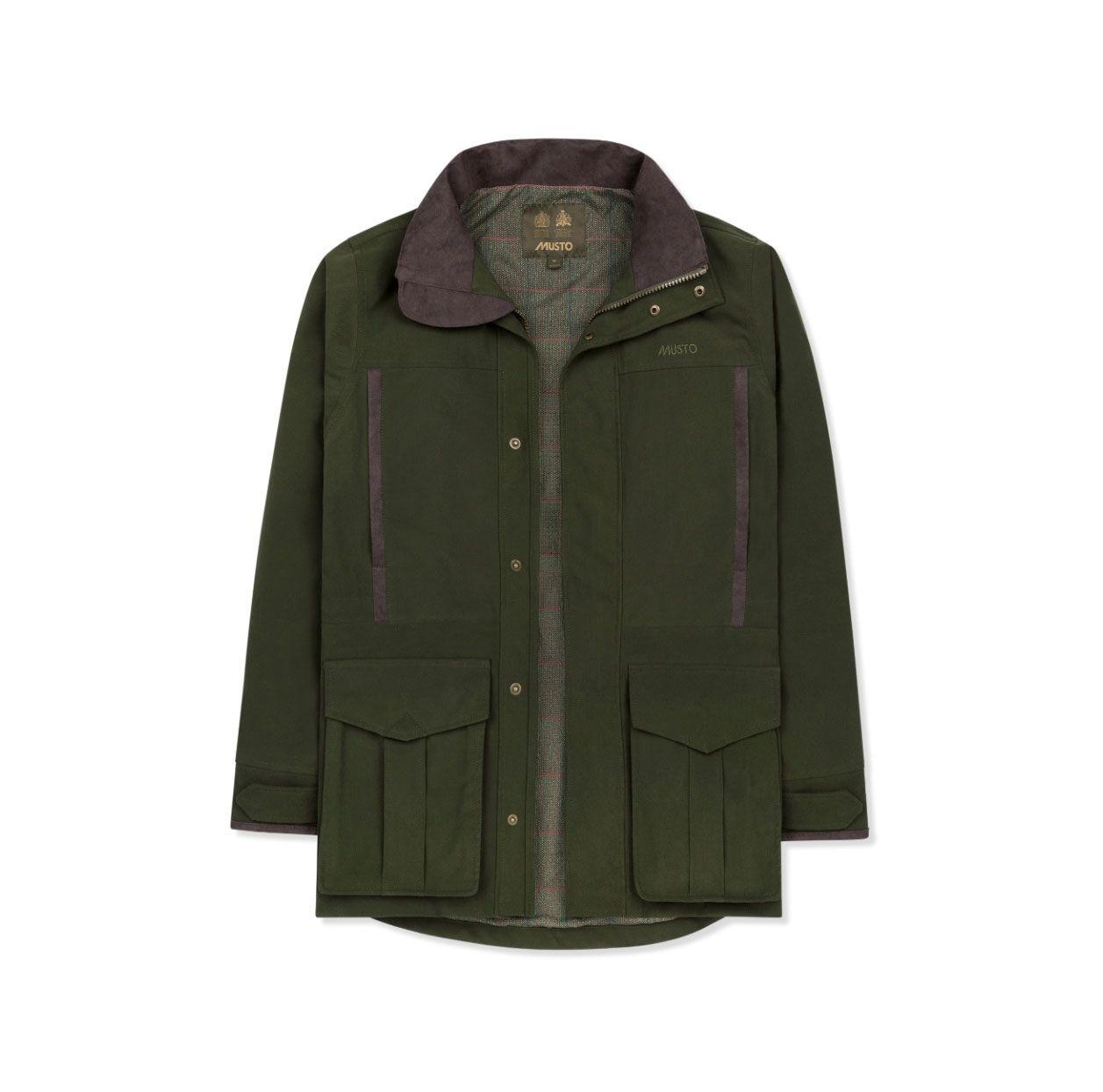 Musto Keepers Westmoor BR1 Dark Moss Jacket 1