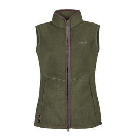 Musto Glemsford dark Moss Fleece Gilet