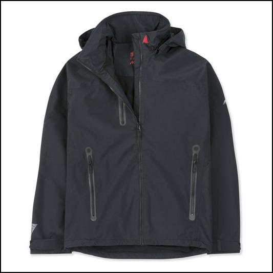 Musto Sardinia Lightweight BR1 Black Jacket 1