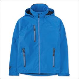 Musto Sardinia Lightweight BR1 Bright Blue Jacket 1