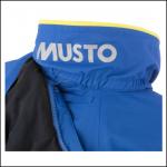 Musto Sardinia Lightweight BR1 Bright Blue Jacket 3