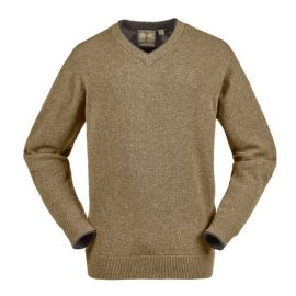 Musto Shooting grousing V-neck jumper