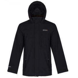 Northfield III Black Jacket