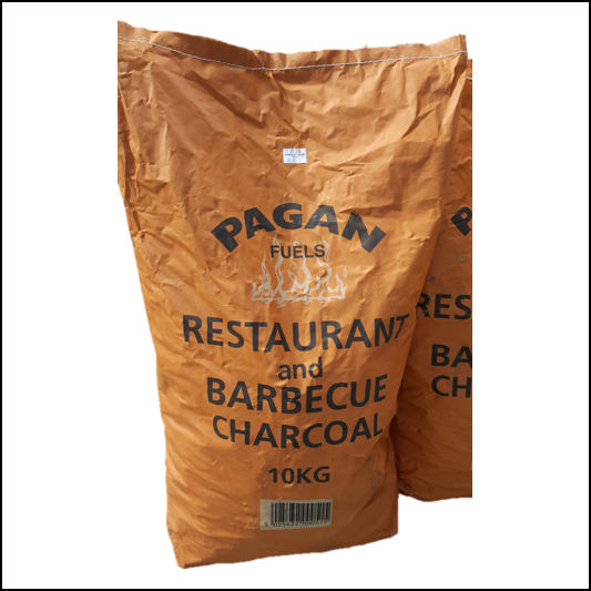 Pagan Fuels Premium Grade Lumpwood Charcoal