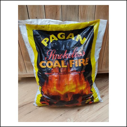 Pagan Fuels Smokeless Fuel 1