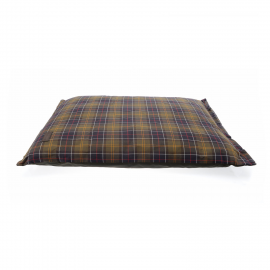 Barbour Wax Cotton Dog Bed