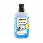 Karcher 3 in 1 Car Shampoo Plug and Clean
