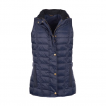 Barbour Ladies Parceval Navy Gilet