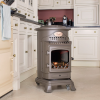 Provence Portable Gas Heater Honey Glow Brown 2
