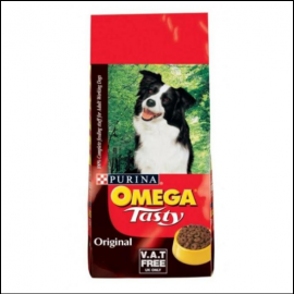Purina Omega Tasty Original Dog Food 15kg