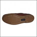 Quayside Ladies Clipper Chestnut Brown Deck Shoe 2