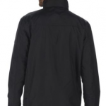 Regatta Calderdale II Waterproof Black Shell Jacket 2