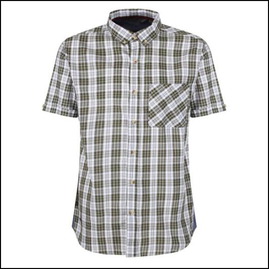 Regatta Eathan Ivy Green Shirt 1