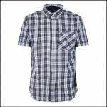 Regatta Eathan Navy Shirt