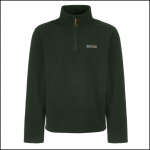 Regatta Elgon Grid Textured Green Fleece