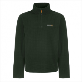 Regatta Elgon Grid Textured Bayleaf Fleece