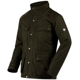 Regatta Ellsworth Dark Khaki Jacket 1