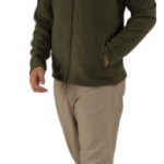 Regatta Fairview Olive Night Fleece Jacket 2