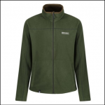 Regatta Fairview Racing Green Fleece Jacket 1