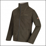 Regatta Grove Dark Khaki Heavyweight Fleece