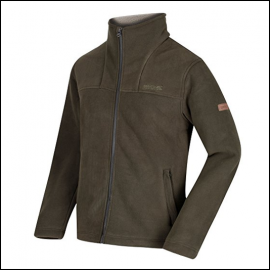 Regatta Grove Dark Khaki Heavyweight Fleece 1