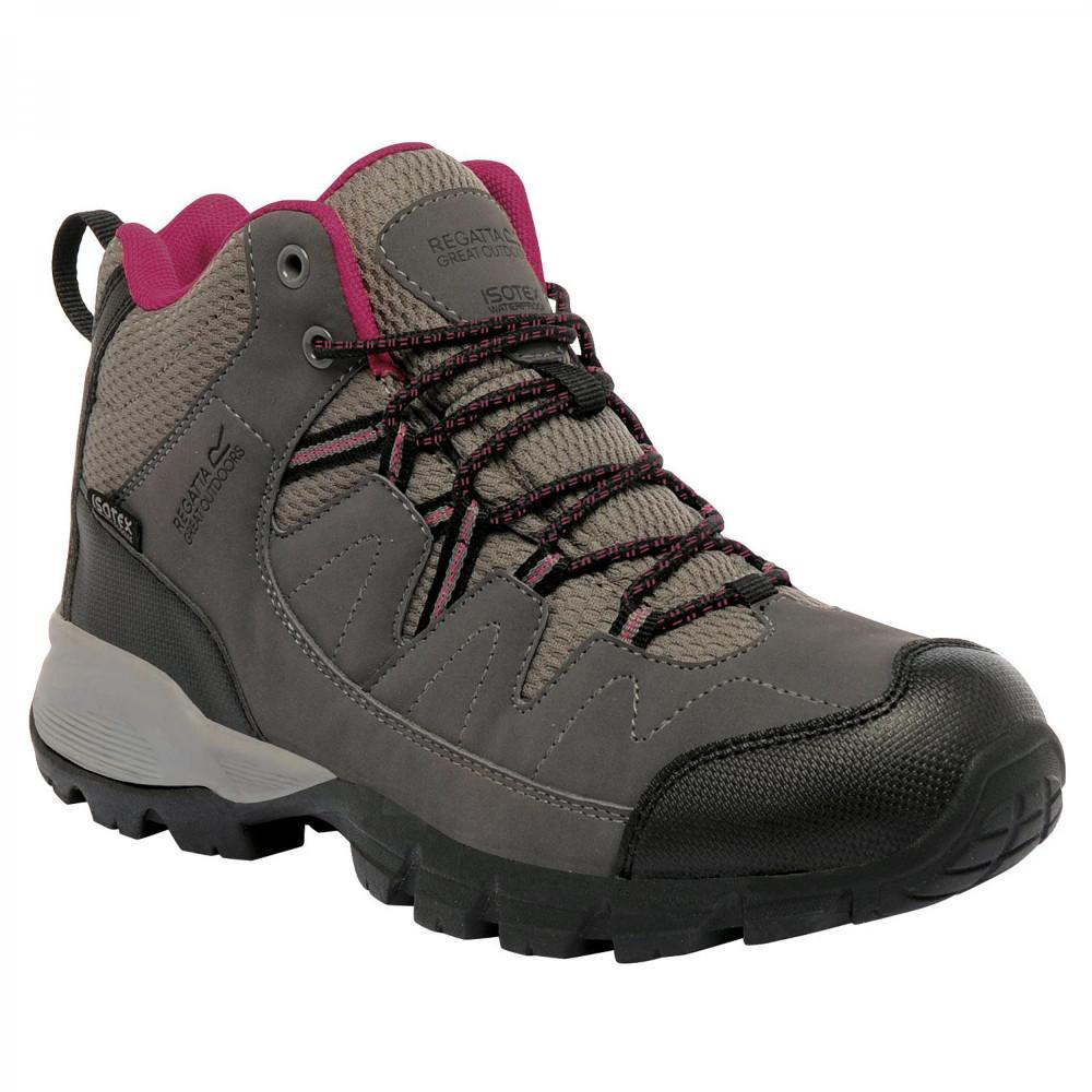 Regatta Holcombe Steel-Vivacious Mid Walking Boot 1