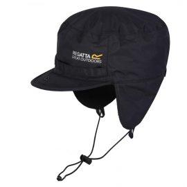Regatta Igniter Padded Black Hat