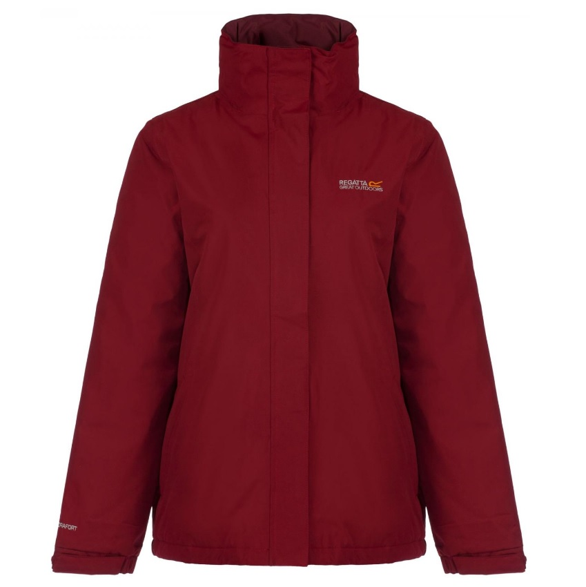 Regatta Kenzie Rhubarb Red jacket