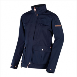 Regatta Landelina Navy Lightweight Waterproof Jacket 1