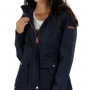 Regatta Landelina Navy Lightweight Waterproof Jacket 2