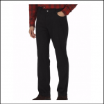 Regatta Lawry Black Trousers