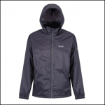 Regatta Lyle IV Iron Waterproof Shell Jacket 1