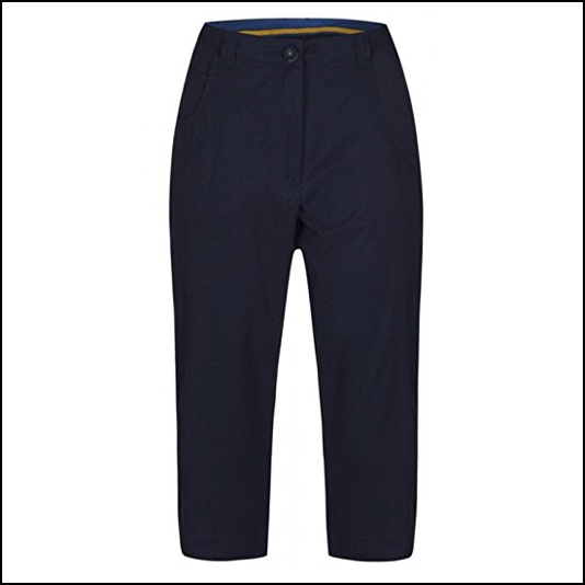 Regatta Maakia Navy Capri Pants 1