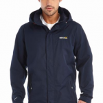Regatta Matt Waterproof Navy Shell Jacket 2