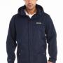 Regatta Matt Waterproof Navy Shell Jacket 2