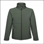 Regatta Octagon II Dark Spruce-Black Softshell Jacket 1