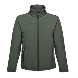 Regatta Octagon II Dark Spruce-Black Softshell Jacket 1