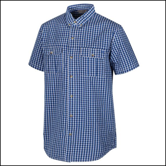 Regatta Rainor Oxford Blue Shirt 1