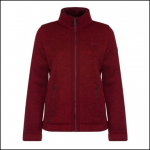 Regatta Ranita Rhubarb Fleece Jacket 1