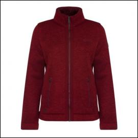 Regatta Ranita Rhubarb Fleece Jacket 1